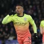 Manchester City secure late win over Leicester City